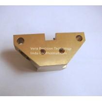 CNC Copper parts cnc automatic lathe machined part