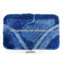 Shaggy bath mat set bath rug LZMAT00237
