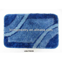 Shaggy bath mat set bath rug LZMAT00238