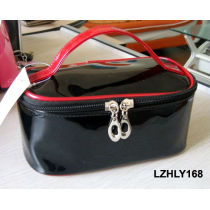 Fashion lady cosmetic leather bag LZHLY168