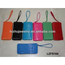 Fashion lady wrist clutch purse wallet LZFS104
