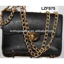 Fringe purse wrist clutch woman wallet LZFS75