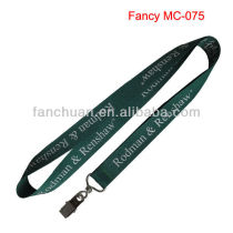 Custom printing key card neck strap