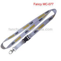 Custom design neck strap with your logo