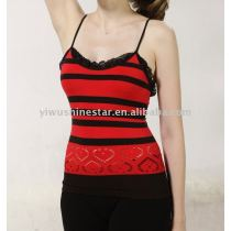 ladies' fashion seamless camisole