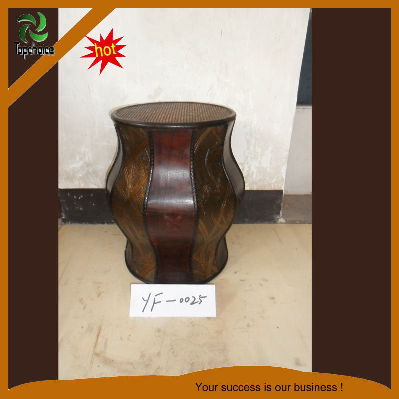 Outdoor garden wooden chair