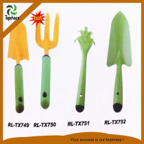 Iron flower planting tools