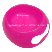 Plastic feeder for dogs