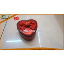 Heart Shaped decoration chocolate wedding box