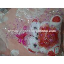 White bear toys