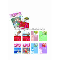 Factory sales blank photo albums