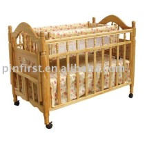 20Pcs New Convertible Wood Infant Bed