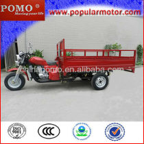 Popular Gasoline Motorized Electric Motor Tricycle