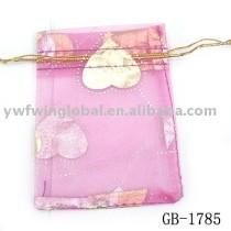 fashion organza pouch