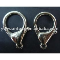 zinc alloy lobster clasps