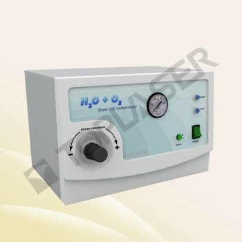 oxygen machine skin care