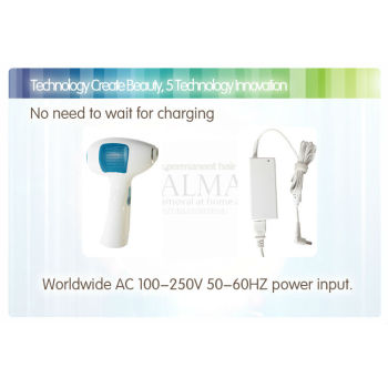 hair removal machine at home