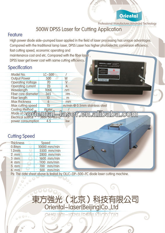 laser cutting machine prices
