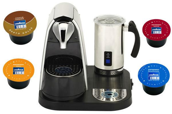 Auto Capsule Cooks Coffee Maker with Milk Frother - Buy coffee maker, cooks coffee maker, auto ...