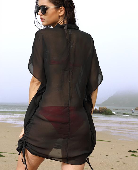 Sheer Beach Cover UPS