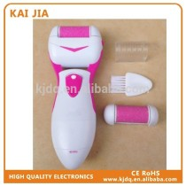 Rechargeable CE electric callus remover popular around the world