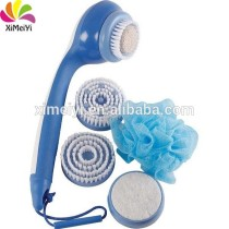 5 in 1 portable electric body brush