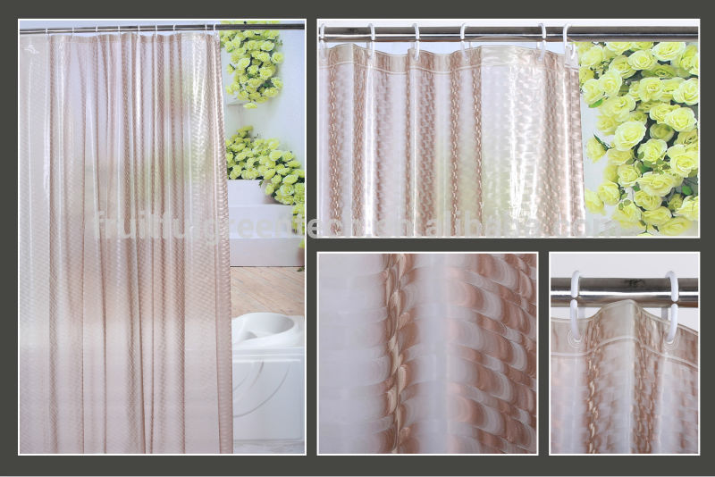 2014 most popular shower curtain buy transparent shower
