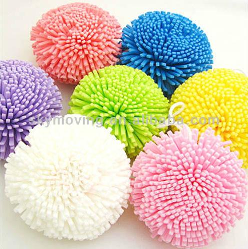 Disposable Nylon Mesh Shower Bath Sponge