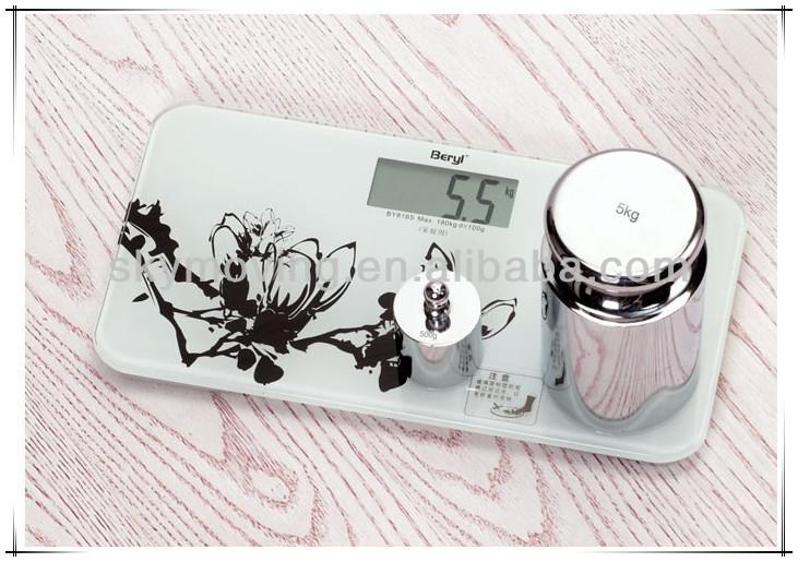 Bathroom Electronic Personal Scale