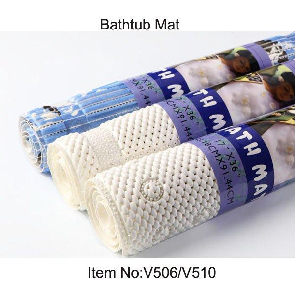 Anti Slip Bathtub Mat Bathtub Massage Mat