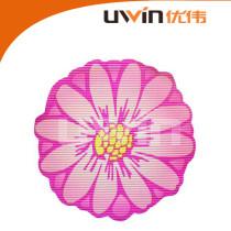 2014 Cute shape PVC bath mat polyurethane foam mat