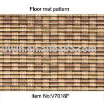 Printed Soft PVCFloor mat,PVC Floor carpet