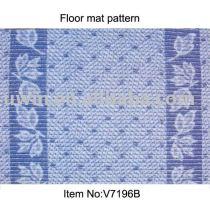 65X1300cm printed decorative PVC carpet floor area rug
