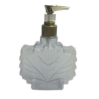 Bathroom latex bottle