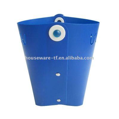 Barrel for collection trash