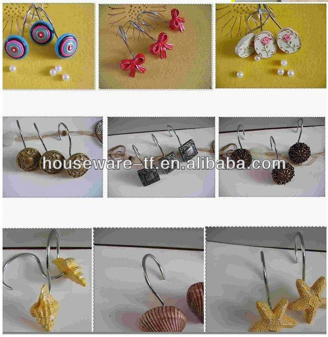 Unique Butterfly Shower Curtain Hooks Buy Shower Curtain