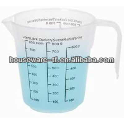 1000ML plastic measuring cup