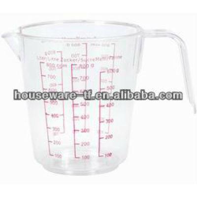800ML PP plastic measuring cup