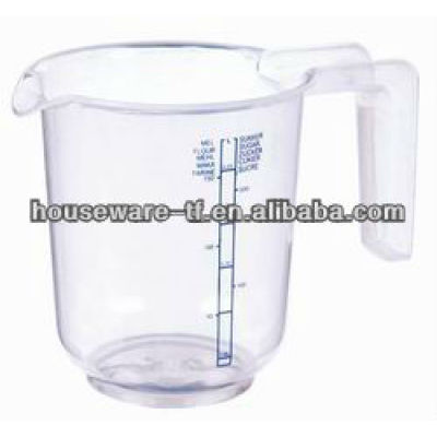 novely 250ML PP plastic measuring cup