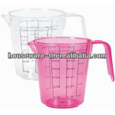 high quality 600ML PP plastic measuring cup