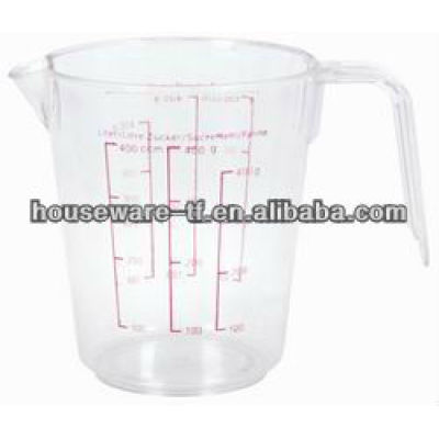 factory directly supplys 400ML PP plastic measuring cup