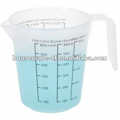 customized for PP digital measuring cup