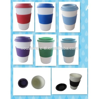 Double wall household CTI test report PP coffee cups