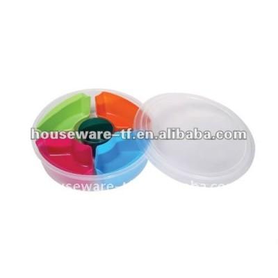 5 PCS PLASTIC CANDY BOX