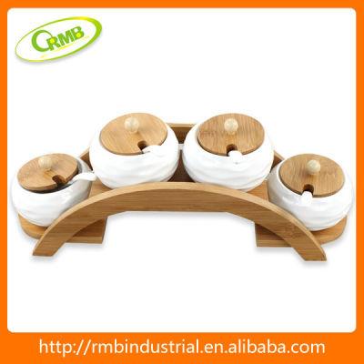 4/set Sugar & Creamer pots pottery(RMB)