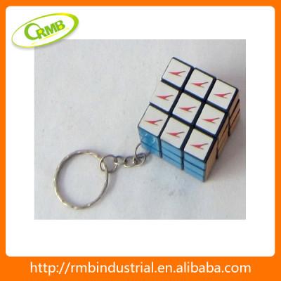 Wholesale clever toy bik's cube keychain