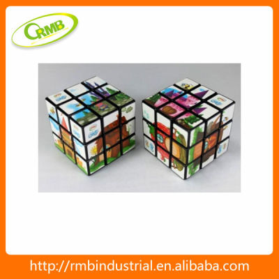 2014 Promotion kids toy magical cube