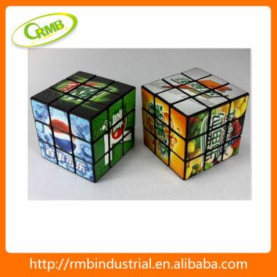 Hot sales most popular advertising magic cube