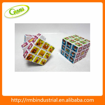 New product high quality china toy magic cube puzzle