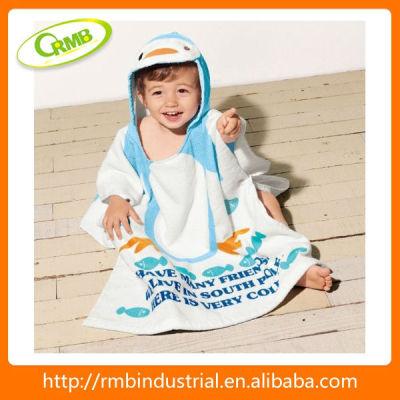 Animals Kids Bathrobe